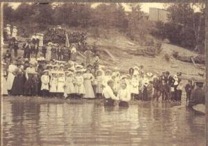 Baptism Bay City